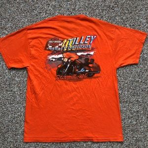 Harley Davidson t-shirt L Statesville NC 2003
